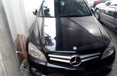 Clean 2008 Mercedes-Benz C300 sedan automatic for sale in Lagos