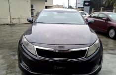 Sell used grey/silver 2012 Kia Optima sedan automatic