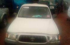 Toyota Tacoma 2002 White color for sale