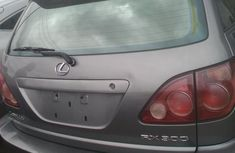 Sell grey 1999 Lexus RX automatic at price ₦1,800,000
