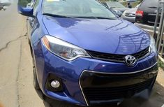 Sparkling 2015 Toyota Corolla automatic in good condition at price ₦5,800,000
