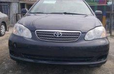 Toyota Corolla Sedan 2003 Black for sale