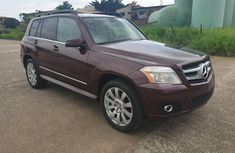 Selling 2010 Mercedes-Benz GLK suv automatic in Lagos