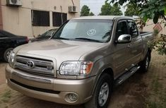 Toyota Tundra 2006 Regular Cab Beige for sale
