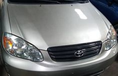 Sell authentic used 2004 Toyota Corolla automatic