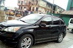 Used black 2011 Honda CR-V sedan for sale at price ₦1,427,123