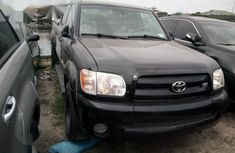 Used black 2006 Toyota Tundra pickup automatic for sale