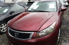 Best priced red 2008 Honda Accord automatic
