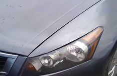 Honda Accord 2008 Gray color for sale