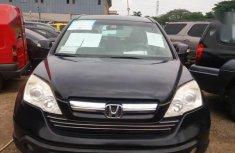 Honda CR-V 2008 Black color for sale