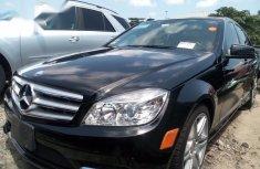 Mercedes-Benz C350 2010 Black for sale