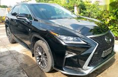 Used 2017 Lexus RX automatic car at attractive price