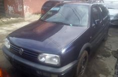 Foreign Used Volkswagen Golf 3 Wagon With AC (1.8L) 1999 Model