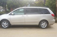 Foreign Used 2006 Toyota Sienna 2006 XLE