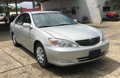 Foreign Used 2004 Toyota Camry LE for Sale