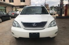 Clean Foreign Used 2009 Lexus RX 350 for sale in Lagos