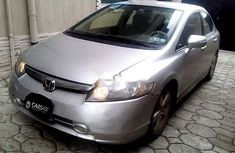 Clean 2006 Honda Civic sedan automatic for sale in Lagos