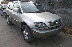 Used 1999 Lexus RX suv automatic car at attractive price