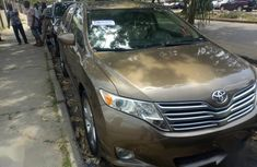 Used brown 2009 Toyota Venza suv at mileage 94,000 for sale