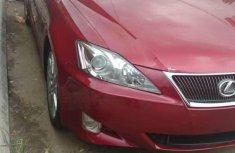 Used 2007 Lexus IS sedan at mileage 64,258 for sale