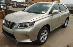 Sell 2013 Lexus RX at mileage 78,982 in Abuja