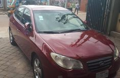 Sell well kept red 2008 Hyundai Elantra automatic at mileage 108,000
