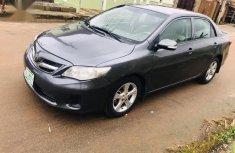 Sell used 2009 Toyota Corolla sedan automatic in Lagos