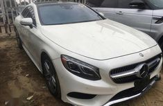 2015 Mercedes-Benz S-Class sedan automatic for sale at price ₦40,000,000 in Ikeja