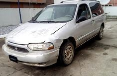 Need to sell high quality grey 1999 Nissan Quest van automatic