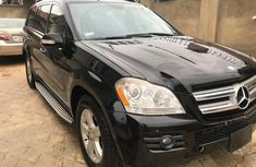 Sell black 2008 Mercedes-Benz GL-Class suv automatic in Ibadan