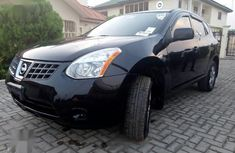 Used black 2009 Nissan Rogue automatic car at attractive price