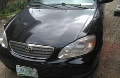 Sell authentic 2007 Toyota Corolla at mileage 83,789