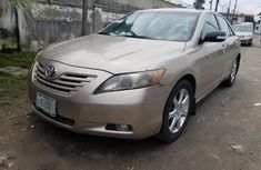 Need to sell cheap used 2008 Toyota Camry sedan in Lagos