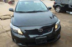 Need to sell high quality 2009 Toyota Corolla sedan automatic in Ikeja