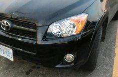 Used black 2009 Toyota RAV4 suv automatic for sale
