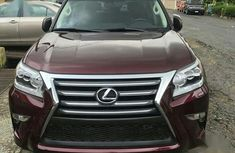 Sell well kept 2015 Lexus GX automatic in Lagos