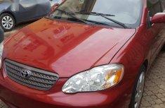Sell 2004 Toyota Corolla at mileage 110,000 in Lagos