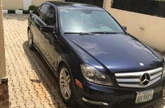 Sell authentic used 2012 Mercedes-Benz C300 automatic
