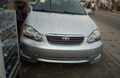 Sell cheap grey 2007 Toyota Corolla sedan automatic at mileage 98,633
