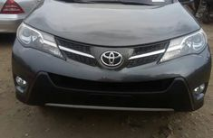 Need to sell cheap used black 2013 Toyota RAV4 at mileage 45,776