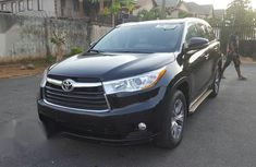 Sell high quality 2015 Toyota Highlander automatic at price ₦12,000,000 in Ikeja