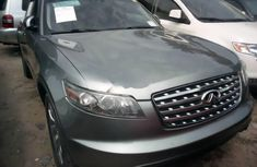 Need to sell 2007 Infiniti FX automatic in good condition in Lagos