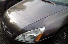 New Honda Accord Sedan EX-L V-6 Automatic 2007 Brown color for sale