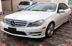 Selling 2012 Mercedes-Benz C300 automatic in good condition at price ₦7,000,000