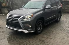 Used 2018 Lexus GX automatic for sale at price ₦25,000,000