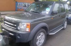 Used green 2006 Land Rover LR3 suv automatic for sale