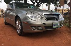 Best priced grey/silver 2008 Mercedes-Benz E350 automatic at mileage 0