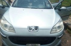 Sell well kept 2005 Peugeot 407 at mileage 85,000 in Abuja