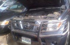 Blue 2006 Nissan Pathfinder car suv automatic in Lagos