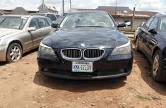 Best priced used 2008 BMW 520i at mileage 89,521 in Warri